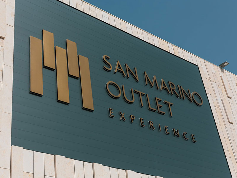 The Market San Marino Outlet Experience - Residence San Marino Antica Repubblica